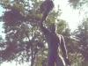 Addis Ababa - Adis Abeba. Mengistu Hailės Mariamo monumentai