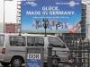 DDR - į muziejų, Vokietijai - laimė ir sėkmė