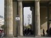 Prie Brandenburgo vartų Berlyne