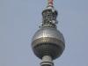 Berlyno televizijos bokštas, pastatytas 1969 m.