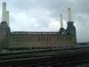 Kažkur matyta! Taip. gamykla nuo Pink Floyd viršelio. Londonas