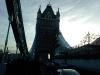 Londonas. Turbūt garsiausias pasaulio tiltas - Tauerio tiltas.
