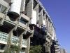 Madridas. Santiago Bernabeu stadionas. Čia žaidžia