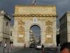 Montpellier-Monpeljė. Triumfo arka
