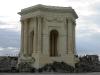 Montpellier-Monpeljė. Vandentiekio bokštas