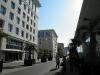 Montpellier-Monpeljė. Antigonės kvartalas. Architektas Ricardo Bofill, pradėtas 1977 m.