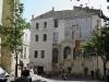 Montpellier-Monpeljė. Dauguma šių langų - nupiešti