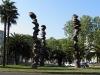 Montpellier-Monpeljė. Skulptūra
